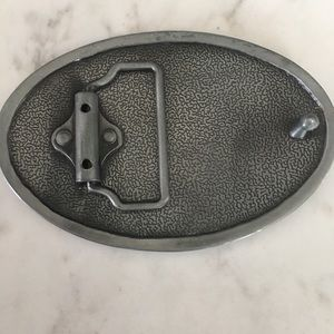 """Ford Accessories - Ford belt buckle 4""""x 2.75"""""""